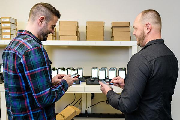 Barcode Scanner Rentals - Versatile Mobile